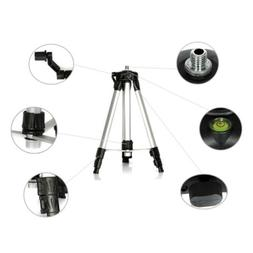 """1.5M/59"""" Aluminum Tripod Stand Extend Adjustable For Univers"""