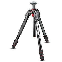 Manfrotto 190go! M-Series 4-Section Twist Lock Aluminum Came