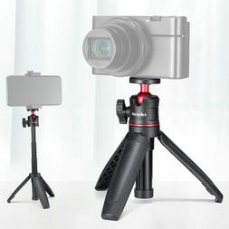 2In1 Ulanzi MT-08 DSLR SLR Phone Vlog Extend Tripod 1.5KG Ma