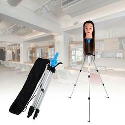 55 Adjustable Tripod Stand Salon Hair Cosmetology Mannequin