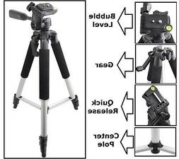 "Pro Series 57"" Tripod With Case For Fujifilm Finepix SL1000"