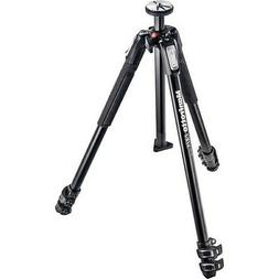 Manfrotto MT190X3 190X 3 Section Aluminum Tripod