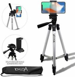 "Acuvar 50"" Inch Aluminum Camera Tripod with Quick Release +"