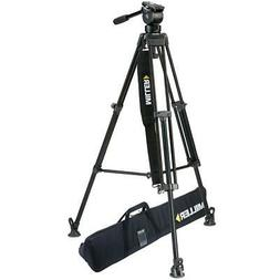 Miller AIR Toggle LW Alloy System, Aluminum Tripod, DS Above