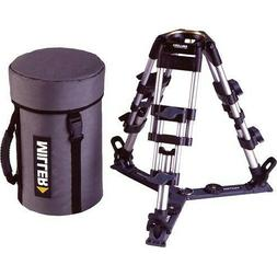 Miller Baby Aluminum 2-Stage Tripod Legs  with On-Ground Spr