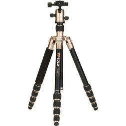 Brand New! MeFOTO RoadTrip A1350Q1A Travel Tripod Kits - Gol