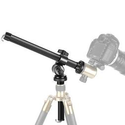 camera tripod boom arm external multi angle