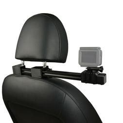 PARAGRAP Car Headrest Mount for Recording Video with Gopro a