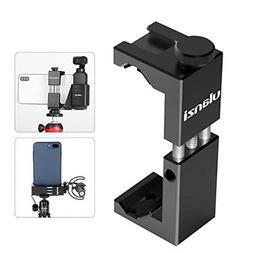 Cell Phone Tripod Mount Adapter Cold Phone Adapter Aluminum