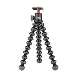 JOBY GorillaPod 3K Flexible Mini-Tripod  with Ball Head Kit~