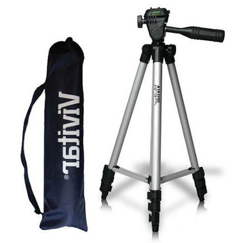 50 professional tripod with quick release