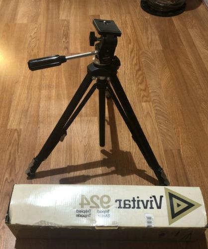 57 inch tripod solid older model