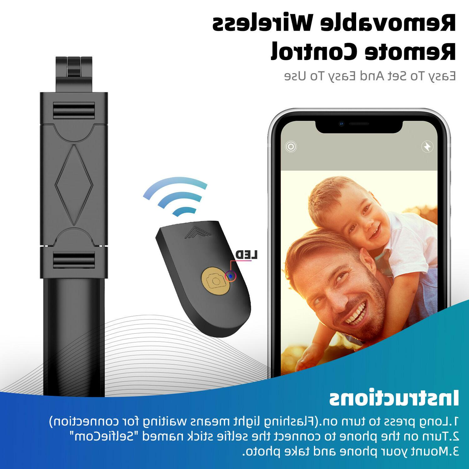 Extendable Wireless Stick For 11 Max 8 Plus