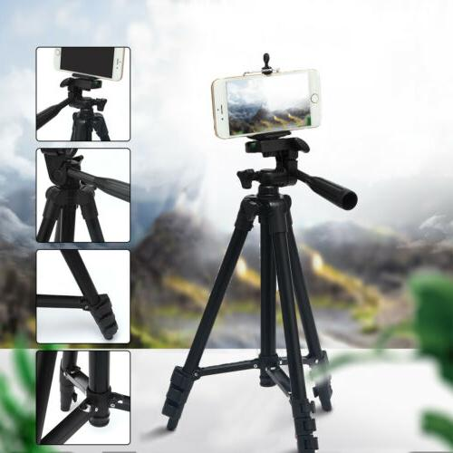 Aluminum Alloy Stand Holder for Canon Nikon Cell Phone DSLR