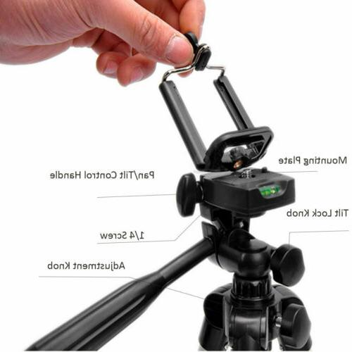 Aluminum Alloy Stand for Nikon Phone iPhone DSLR