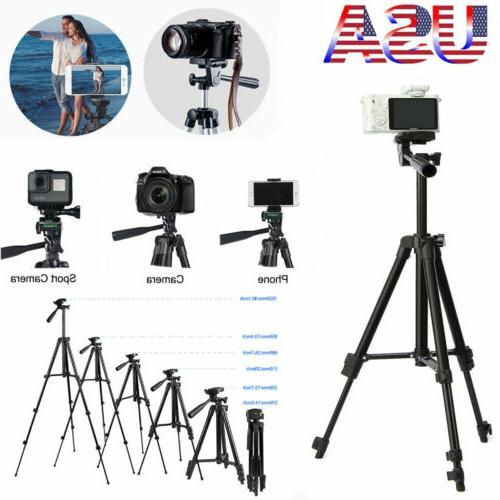 aluminum alloy camera tripod stand holder