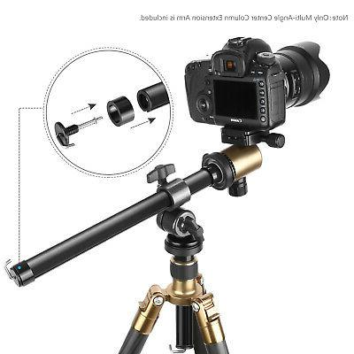 Neewer Tripod Arm: External Multi-Angle