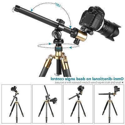 Neewer Tripod Arm: External Multi-Angle Column Extension