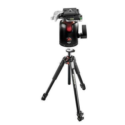 mt055xpro3 aluminum 3 section tripod with 3pod
