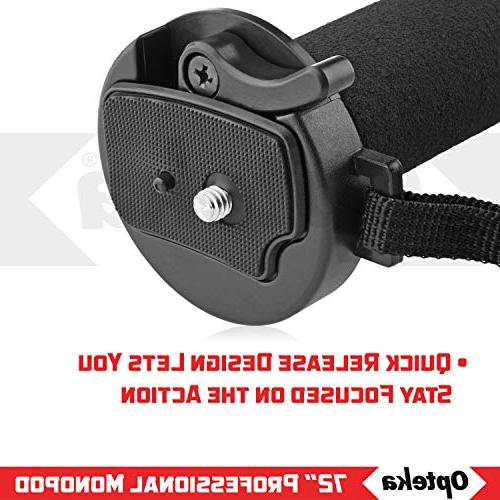 """Opteka 72"""" Photo/Video Ultra with for Digital Cameras"""
