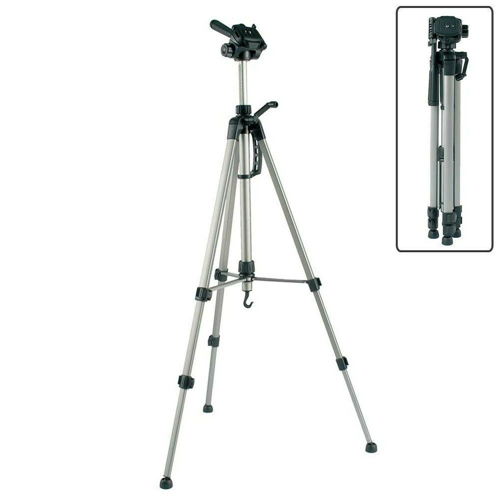 portable flexible camera tripod stand with stabilizer