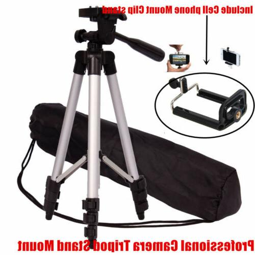 universal camera camcorder tripod stand and mount