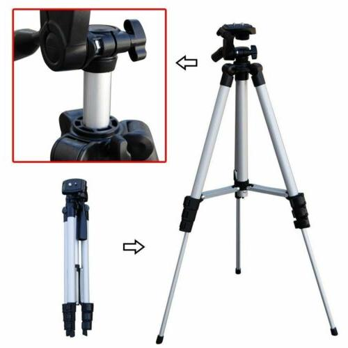 Professional Tripod Stand Holder Mount Samsung Cell Phone+Bag