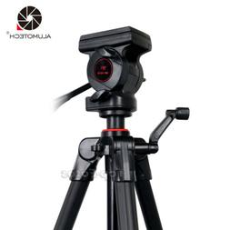 Max Load 5kg Pro Portable Tripod Stand Aluminum Material For