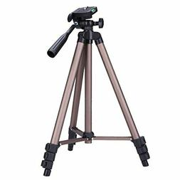NEW Weifeng Aluminum Camera Tripod w/ Rocker Arm Carry Bag-