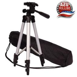Portable Professional Adjustable Camera Tripod Stand WEIFENG