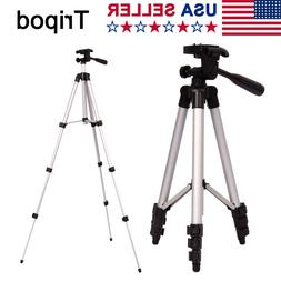 Portable Professional Photography Tripod with Flexible Legs