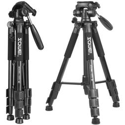 Zomei Pro Aluminium Travel Tripod Pan Head for Canon Nikon D