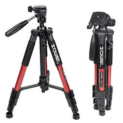Pro portable Camera Tripod Pan Head Quick Release for Travel