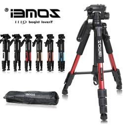 Pro Portable Flexible Camera Tripod Pan Head for Cannon Niko