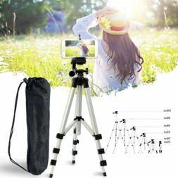 WEIFENG Professional Camera Tripod Stand Holder With Phone H