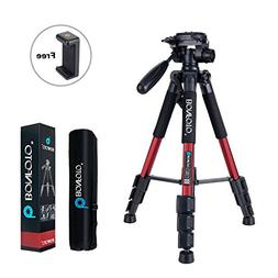 ZOMEI Q111 55 Flexible Camera Tripod 4s Stand with 14 Mount