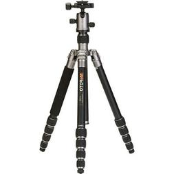 MeFOTO RoadTrip Tripod/Monopod Combo - 15.40 to 64 Height -