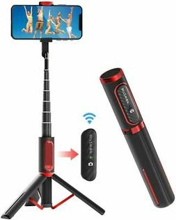 Selfie Stick Tripod, BlitzWolf Lightweight Aluminum All in O