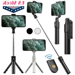 selfie stick tripod remote desktop stand cell