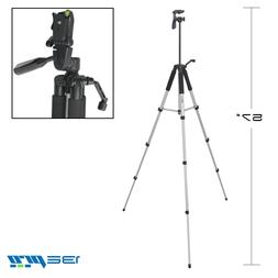 I3ePro Full Size 57-inch Tripod W/Leveler Adjust & Carrying