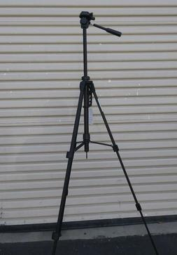 WT3730 Weifeng Aluminium Alloy Light Weight Tripod Stand Sup